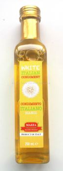 White Balsamic Vinergar of Modena