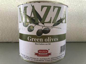 Green Olives (D.W 1.6kg)