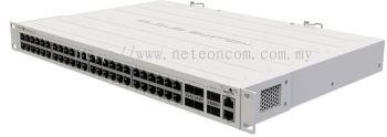 MikroTik CRS354-48G-4S+2Q+RM 48 Ports Gigabit Switch