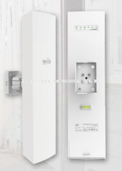 Wisnetworks WIS-S2413 5GHz 300Mbps Outdoor Wireless TDMA Base Station