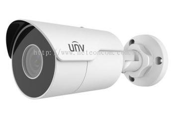 Uniview IPC2124LR5-DUPF28(40)M-F 4MP EasyStar Mini Fixed Bullet Network Camera