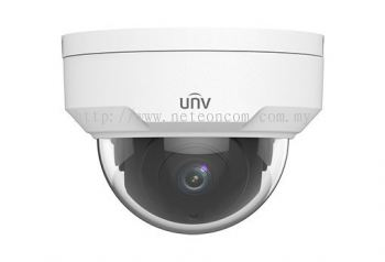 Uniview IPC324LE-DSF28(40)K 4MP StarLight Vandal-resistant Network Fixed Dome Camera