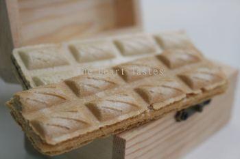 Biscuits Peanut Wafer Bar - Thailand