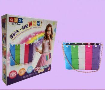 D.I.Y. Colourful Sling Bag