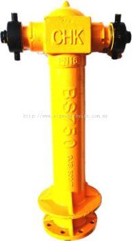 Ductile Iron Pillar Hydrant