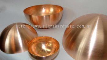 Copper Float (Unweld)