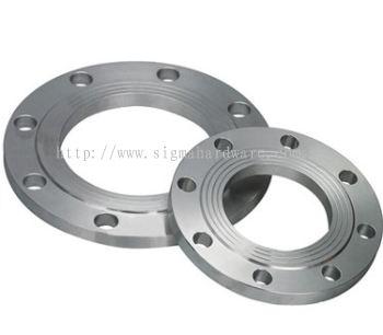 Mild Steel Flanges / Blank Flanges