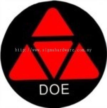 """DOE"" Sanitaryware"