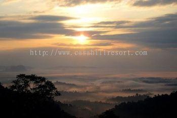 Tour D: Transfer to Panaroma Hill (Trailhead)