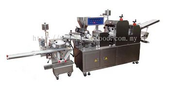 FL-180 (Multipurpose Auto Encrusting Moulding Machine)
