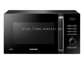 Samsung Grill Microwave Oven with Stylish Design, 23L (MG23H3115GK)