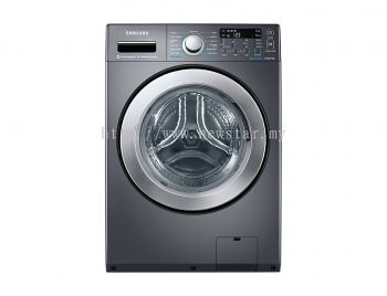 Samsung Washer Dryer with Eco Bubble, 14kg wash & 7kg dry (WD14F5K5ASG)
