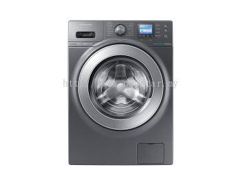 Samsung Washer Dryer with Eco Bubble, 12kg wash & 8kg dry (WD12F9C9U4X)