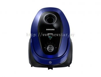 Samsung Canister Vacuum Cleaner with More Suction Power, 2000W (VC20M2510WB)
