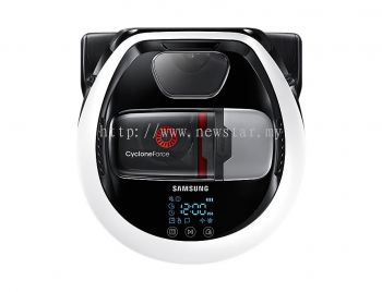 Samsung POWERbot Vacuum Cleaner with CycloneForce, 80W (VR10M7020UW)