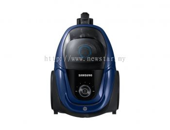 Samsung Canister with Cyclone Force and Anti-Tangle Turbine, 1800W (VC18M3110VB)