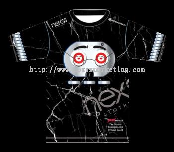 Nexss Team T-shirt(T007)-01