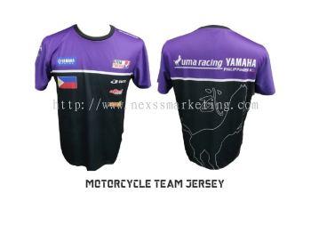 motorcycle team tshirt