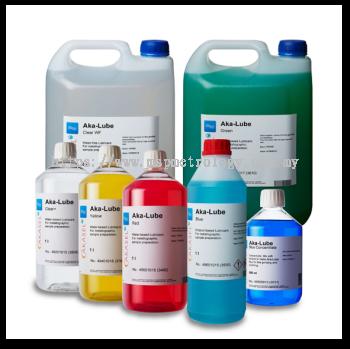 Akasel Polishing Consumables (Lubricants) (Aka-Lube Series)