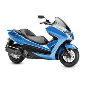 NSS300 (Candy Caribbean Blue Sea)