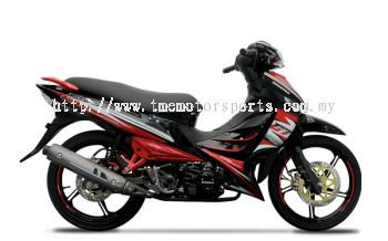 GT 128 (Red)