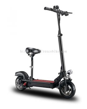 Electric Scooter 10 Inch 48V 500W 12AH Tubeless Tire