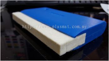 SQUEEGEE CLOTH BIG BY HANDLE
