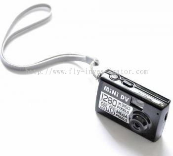 Super Mini High Definition Audio/ Video Recorder