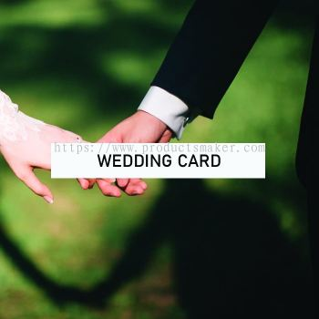 Premium & Gift - Wedding Card Printing