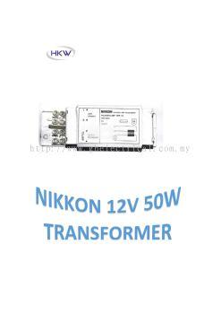 Nikkon 12v 50w Transfomer