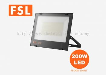 Fsl Led Floodlight With Sirim Approved