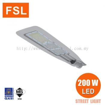 Fsl Led Street Latern With Sirim Approved