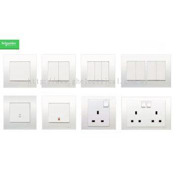 Schneider C-Vivace Switches