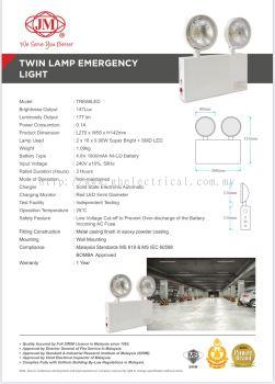 Jumbohan Tre66 Led 2spot Light Emergency Light