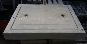 Compressed Concrete Manhole Cover