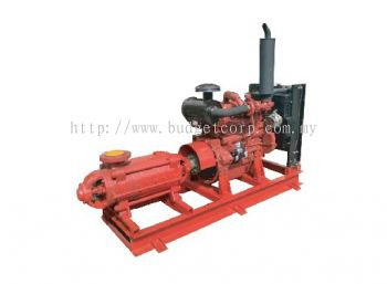 Diesel Engine Fire Water Pump