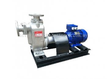 ASX stainless steel self priming pump