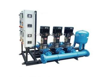 Variable Speed Booster Pump