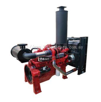 BUGATI 205hp Diesel Engine