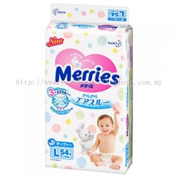 Merries Super Premium Tape L 54