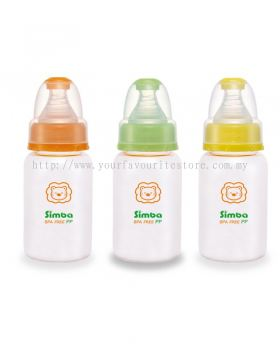 PP standard neck PP feeding bottle (150ml) - round hole