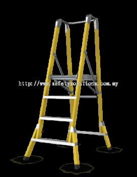 Branach WorkMaster 550mm Step Platform