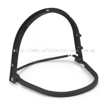 Economic Helmet Visor Carrier - ABS