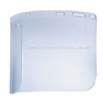 Replacement Cylinder Visor - CLEAR