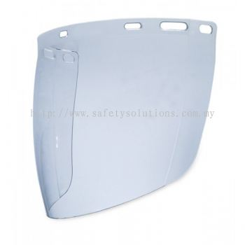 Replacement Spherical Visor - CLEAR