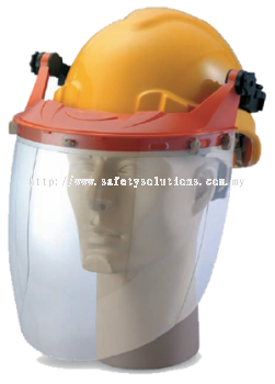 Proguard Carrier With Spherical Clear Visor