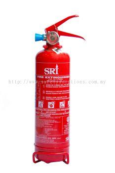 SRI Portable Dry Powder Fire Extinguisher 1kg