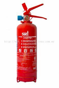 SRI Portable Dry Powder Fire Extinguisher 2kg