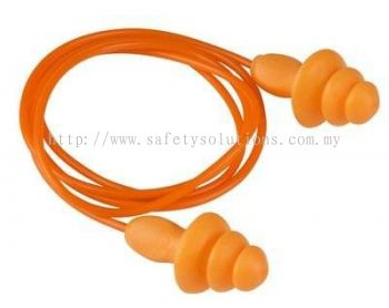 3M Reusable Ear Plugs Corded 1270