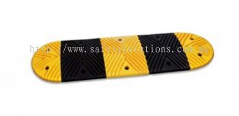 Natural Rubber Speed Hump